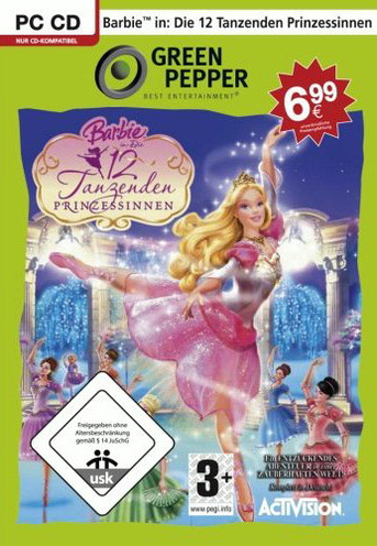 Barbie - Die 12 tanzenden Prinzessinnen
