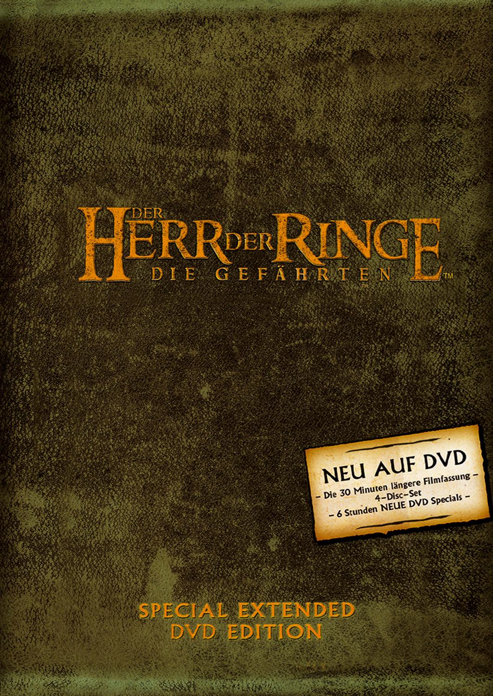 Der Herr der Ringe: Die Gefährten [Special Extended Edition]