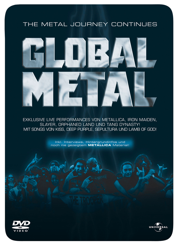 Global Metal - Steelbook