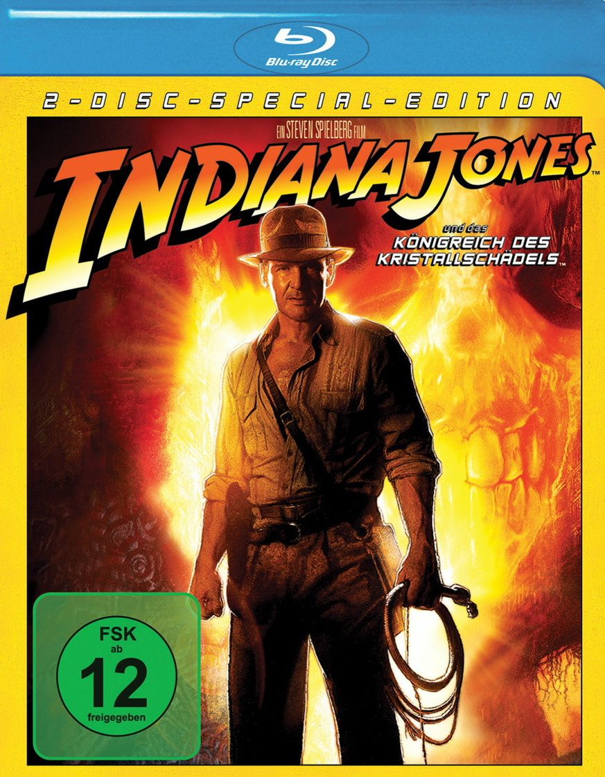 Indiana Jones 4 (2 Disc)