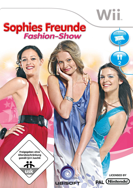 Sophies Freunde: Fashion-Show