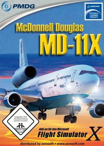 MS FSX AddOn: PMDG-MD-11