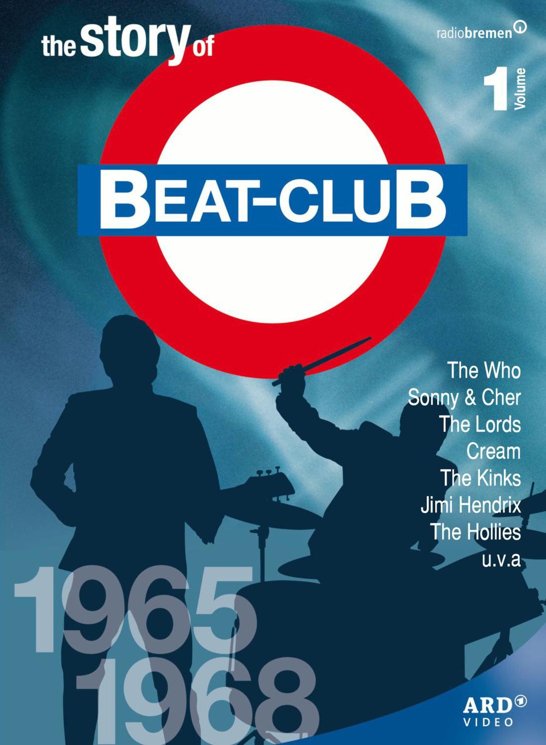 Story of Beatclub Vol.1 (1965 - 1968)