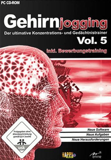 Gehirnjogging 5 inkl. Bewerbungstraining