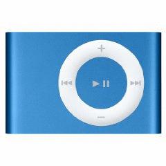 Vorschaubild von Apple iPod shuffle 2G 1GB blau