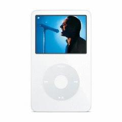 Vorschaubild von Apple iPod classic 5G 60GB weiß