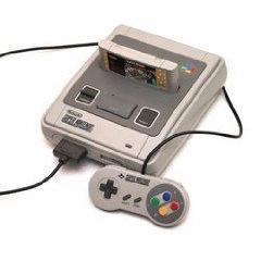 Super Nintendo Entertainment System + Controller
