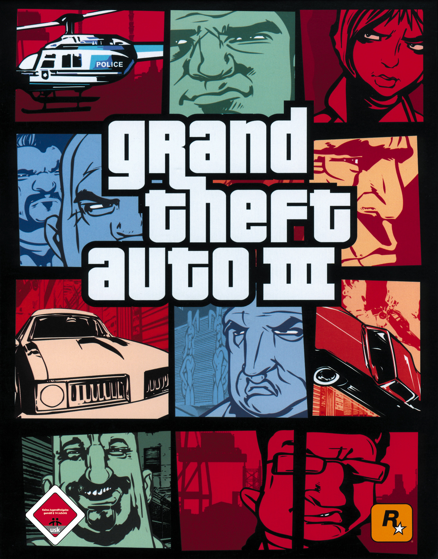 Grand Theft Auto 3 [Software Pyramide]