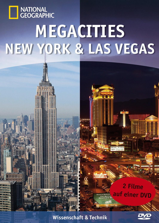 Megacities: New York & Las Vegas