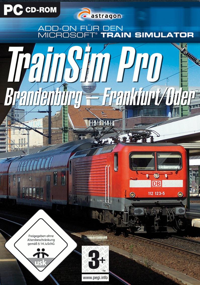 TrainSim Pro: Brandenburg-Frankfurt/Order (AddOn)