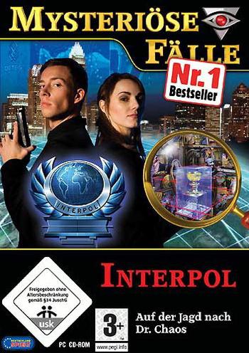 Geheime Fälle - Interpol