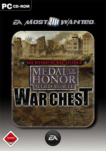 Medal of Honor - War Chest Most Wanted Vollversion + 2 AddOn´s
