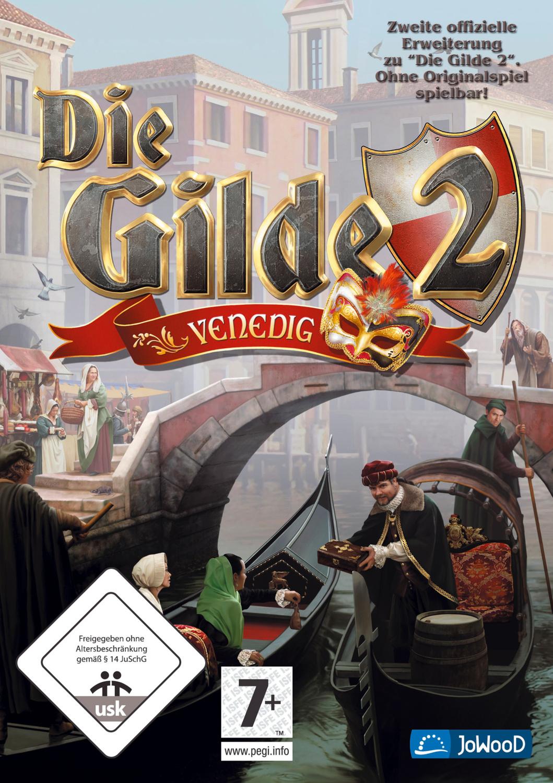 Die Gilde 2 AddOn Venedig