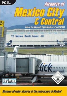 FSX AddOn: Airport Mexico Cancu