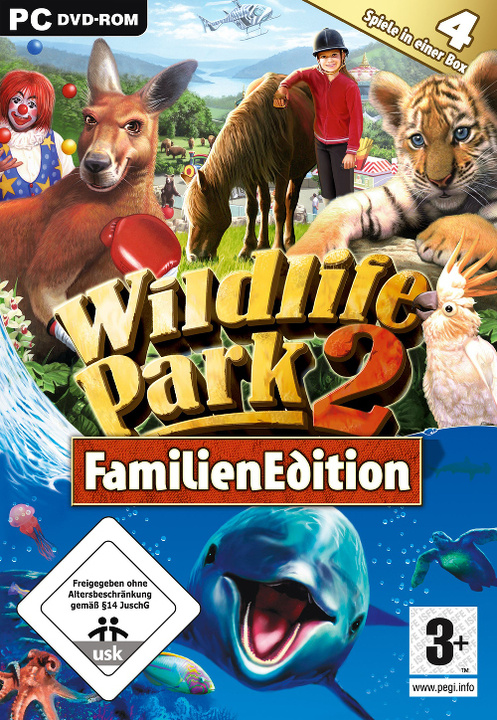 Wildlife Park 2 Family Edition