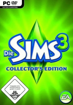 Die Sims 3 [Collectors Edition inkl. USB-Kristall]
