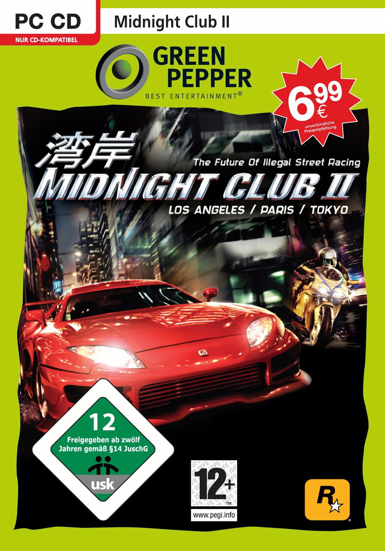 Midnight Club 2: Street Racing