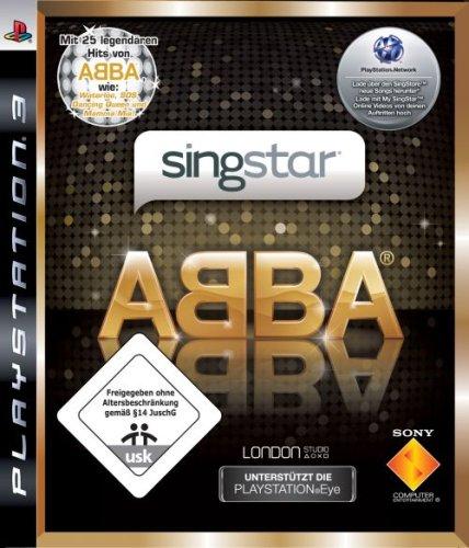 Singstar ABBA (nur Software)