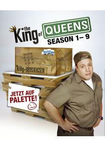 king of queens seasons 1 9
