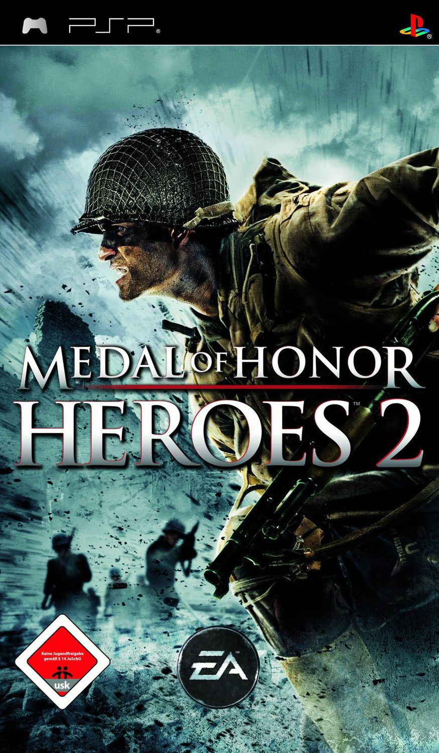 Medal of Honor Heroes 2 Platinum