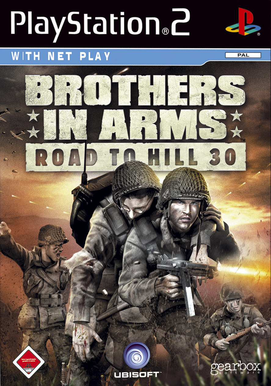 Brothers in Arms Platinum Road to Hill 30