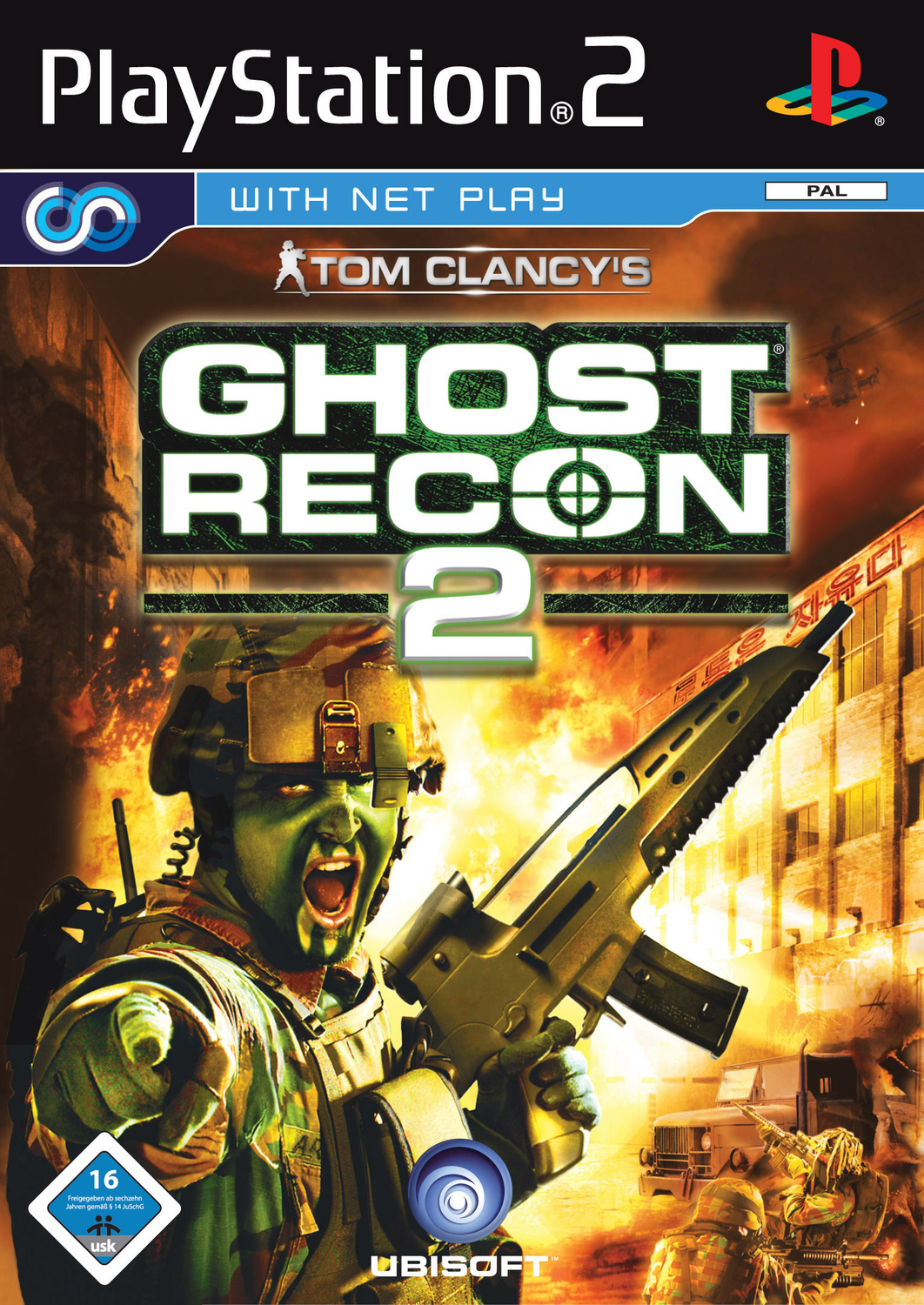 Tom Clancy´s Ghost Recon 2