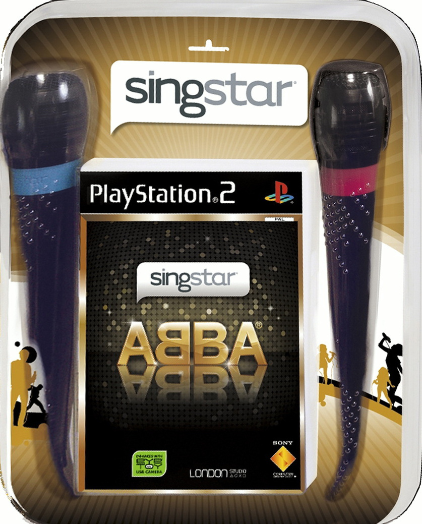 SingStar: ABBA [inkl. 2 Mikrofone]