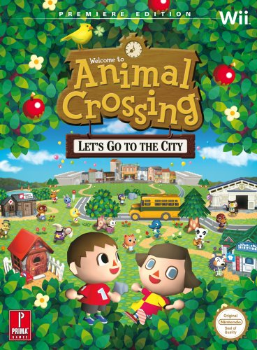 Animal Crossing: Let´s go to the City (Offiziel...