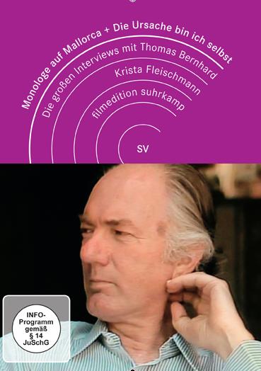Thomas Bernhard/Krista Fleischmann: Interviews