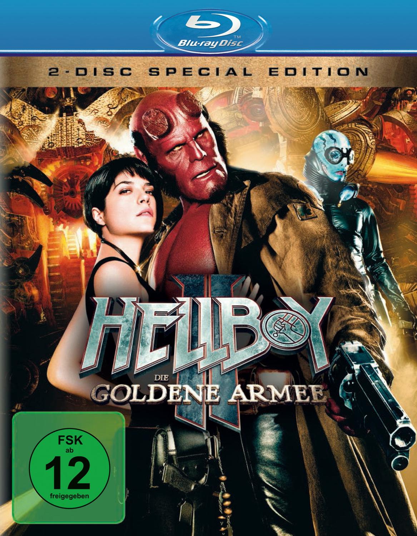 Hellboy: goldene Armee