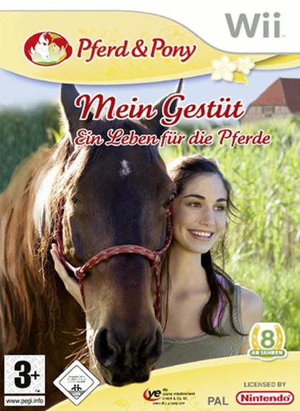 Pferd und Pony: Mein Gestüt - Ein Leben für die...