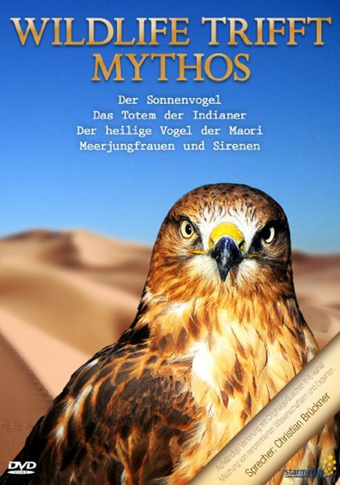 Wildlife trifft Mythos -Sonnenvogel Totem der Indianer/heilige Vogel...