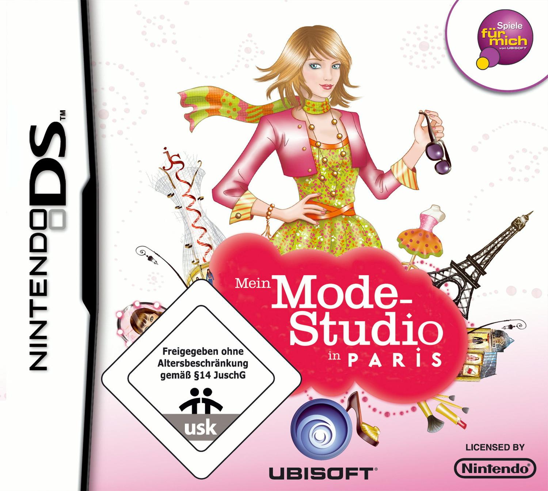 Mein Mode-Studio in Paris