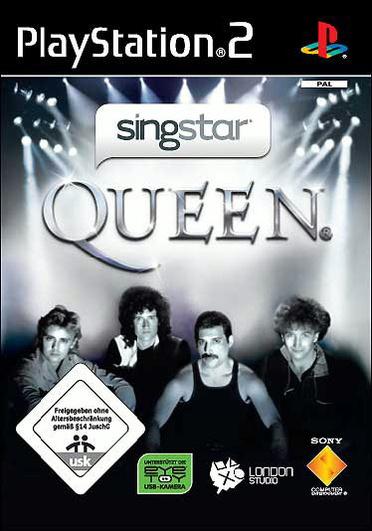 SingStar: Queen [nur Software]