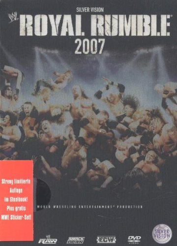 WWE: Royal Rumble 2007 [Limited Edition, Steelbook]