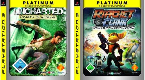 Uncharted: Drakes Schicksal Platinum + Ratchet ...