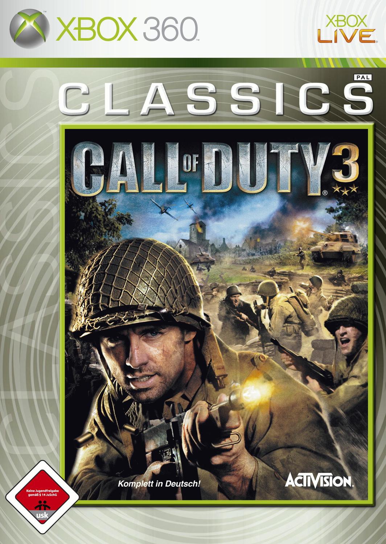 Call of Duty 3 [Classics]