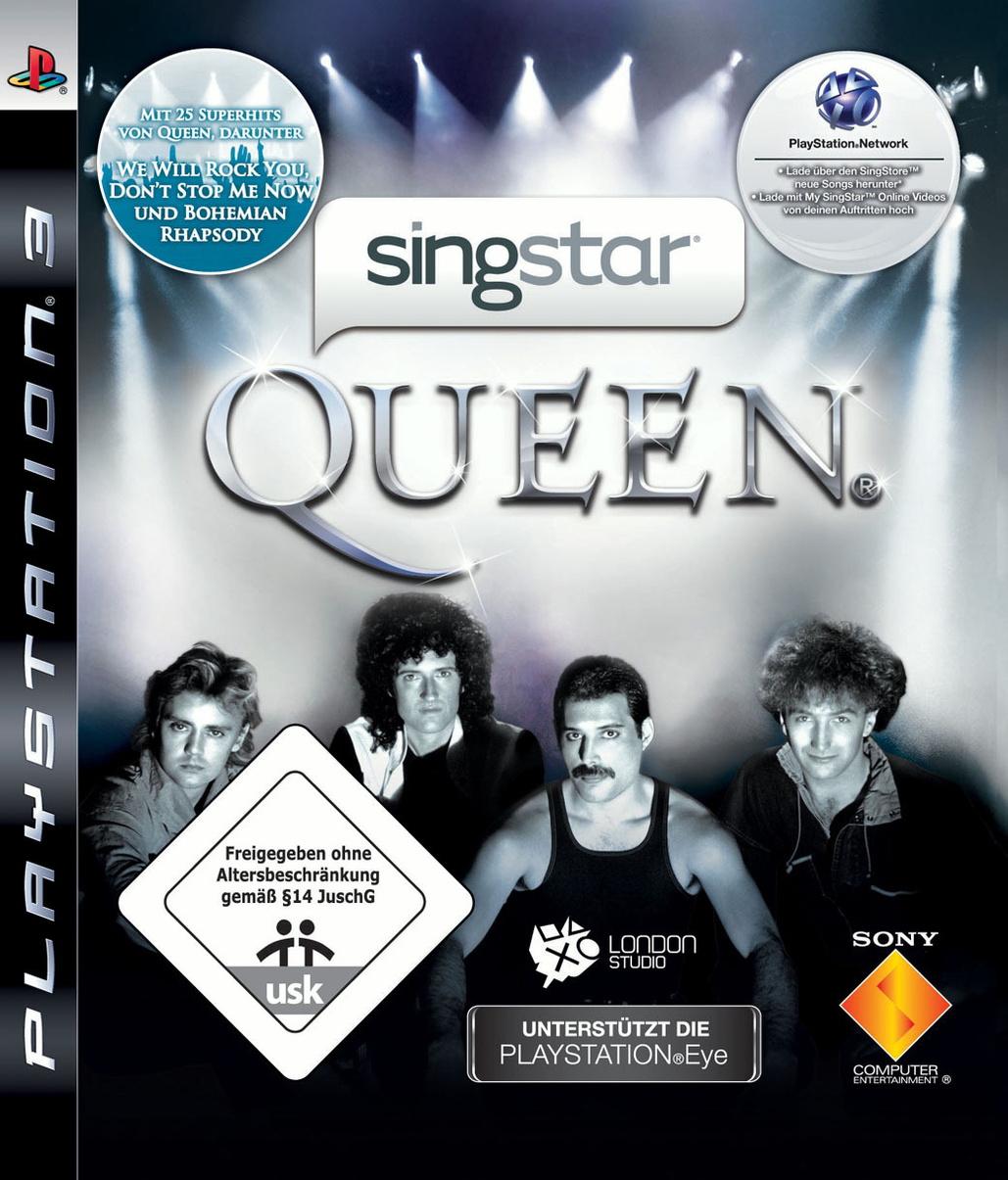 SingStar Queen Standalone
