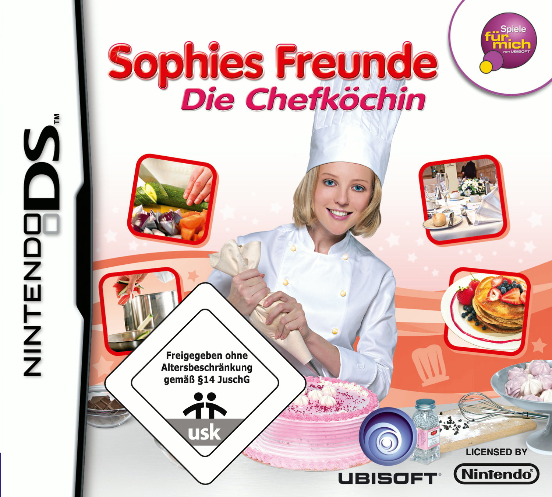 Sophies Freunde: Die Chefköchin