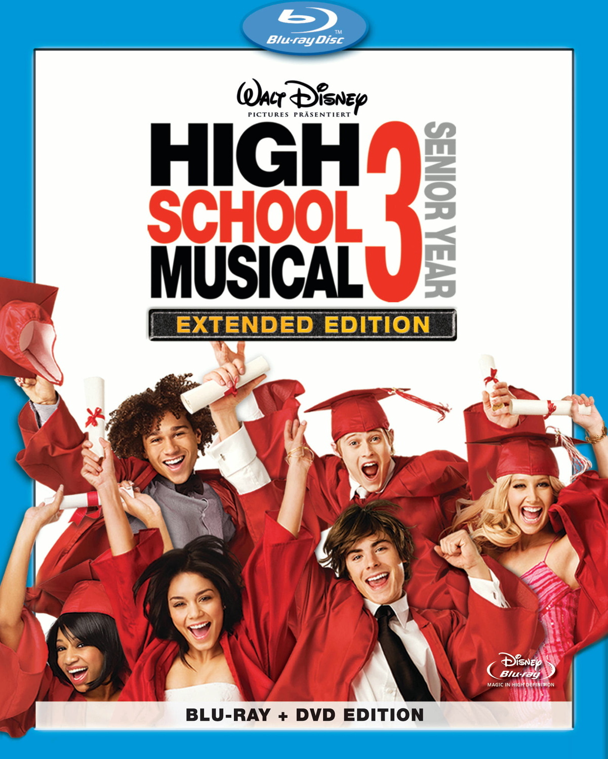 Highschool Musical 3: Senior Year [Extended Edi...