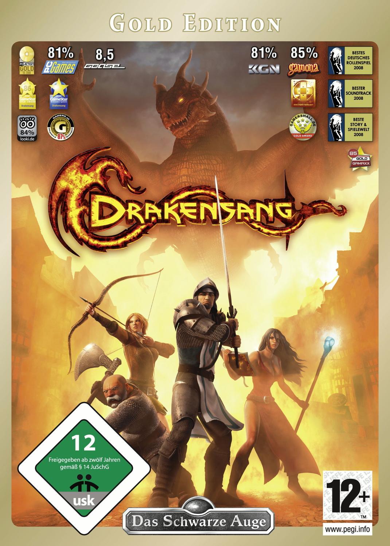 Schwarze Auge: Drakensang Gold Edition