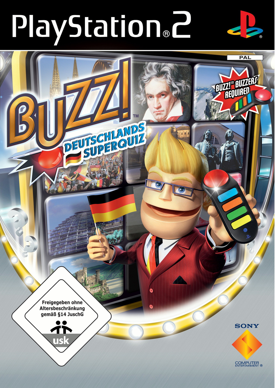 Buzz! Deutschlands Superquiz Standalone