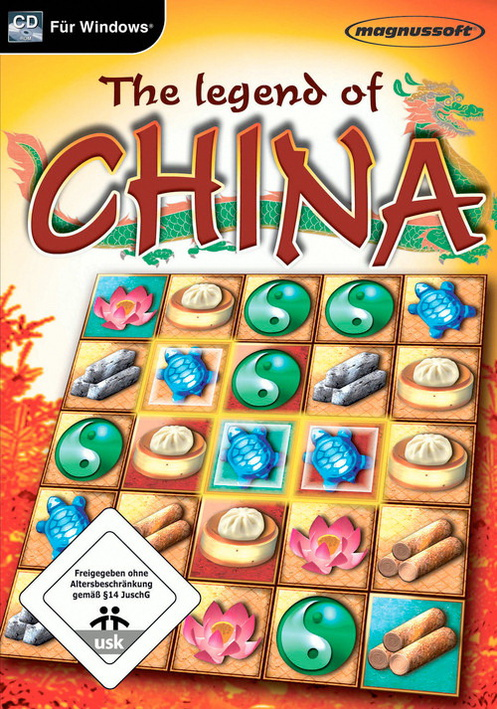 The Legend of China