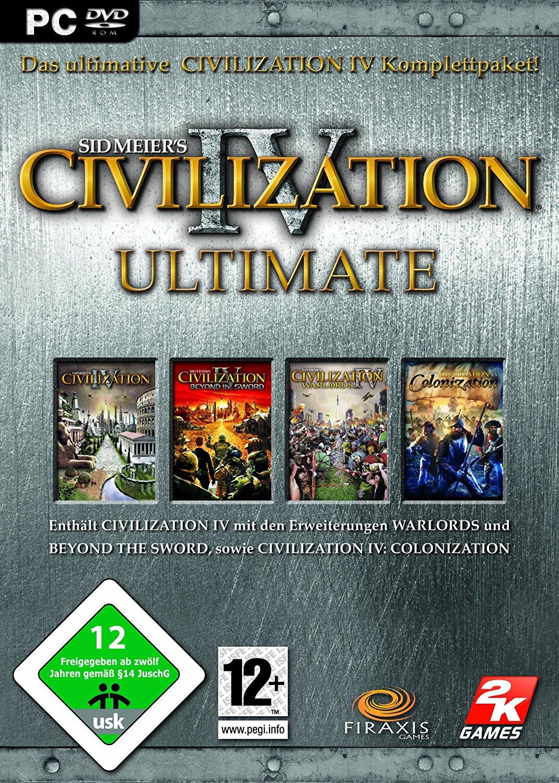 Sid Meier´s Civilization: IV Ultimate