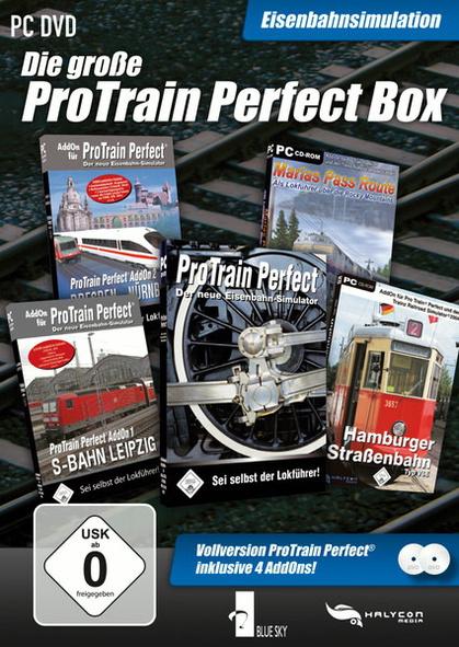 ProTrain Perfect Box