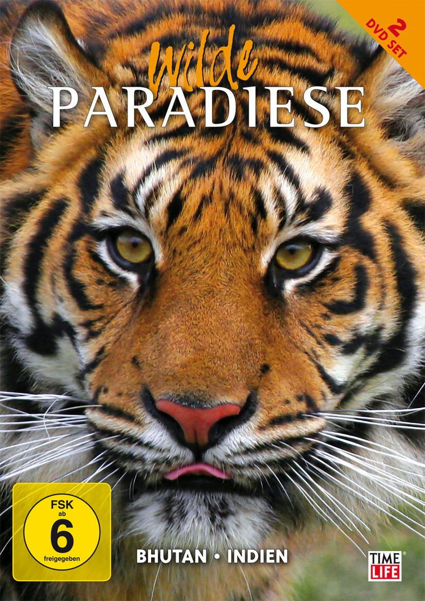 Wilde Paradiese: Bhutan/Indien