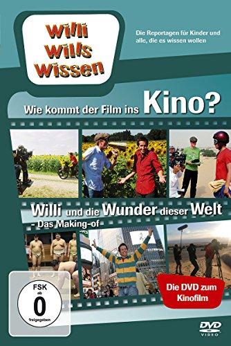 Willi wills wissen: Wie kommt der Film ins Kino...