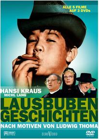 Lausbubengeschichten - Nach Motiven von Ludwig Thoma (3 DVDs)
