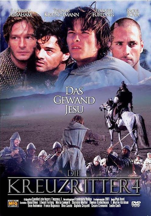 Die Kreuzritter 4 - Das Gewand Jesu