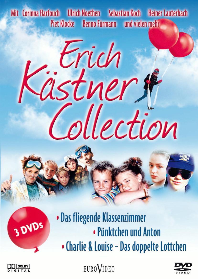 Erich Kästner Collection (3 DVDs)